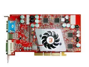 ATI Technologies 109-A07500-00 Radeon 9800 Pro 128MB 256-Bit DDR SDRAM AGP 8x Video Graphic Adapter