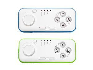 Mocute Bluetooth Mini Gamepads Gaming Mouse BT Controllers Joystick for Android iOS Smartphone Wireless Remote Controller