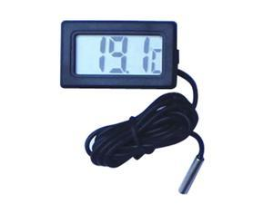 1M Thermometer Temperature Meter Digital LCD Display usb micro cable  prolunga usb mini usb cable drop shopping