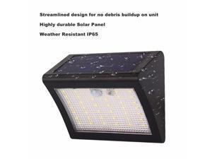 Waterproof 38 LEDs Solar Light Solar Panels Power PIR Motion Sensor Light Garden Outdoor Pathway Sense Solar Lamp Wall Light