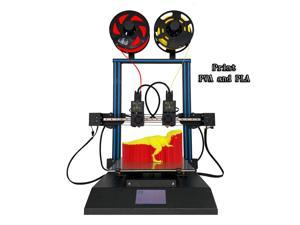 3D CR-X Dual Color Optional 4.3-inch Touch Screen TL-D3 3D Printer Two Cooling Fan 300*300*400MM 3D Printer