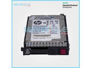 653971-001 HP 900GB 10K RPM SAS 6Gbps Dual Port 2.5 INCH SFF SC Hard Drive