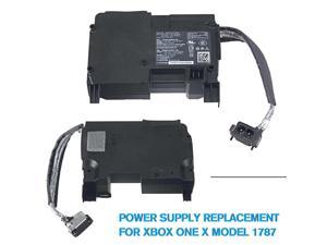 and Premium Quality AC 100-240V Adapter Power Supply Replacement for Xbox One X Model 1787