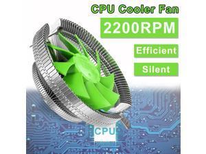 Silent CPU Cooler Heatpipe Cooling Fan 12cm Radiator Aluminum Heatsink Intel LGA 775/1366/115X AMD AM3+/AM3/AM2+/AM2/940/939/754