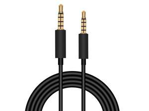 For Astro A10 A40 Gaming Headset Replacement Exte on Audio Cable Cord 2M 3.5mm