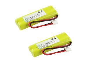 2 NEW OEM BG0034 BG034 Cordless Home Phone Rechargeable Replacement Battery Pack