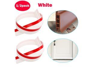Door Seals Weather Stripping Under Door Sweep Bottom Seal Strip Draft Stoppers