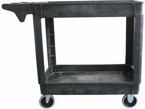 Tool Cart With Wheels Work Bench Utility Service Shop Plastic Garden Cart 500Lbs