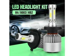 CREE H4 9003 LED Headlight Kit 23500LM 160W High Low Beam Bulbs 6000K White
