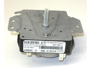 W10185982 Dryer Timer Control AP6016541 PS11749831