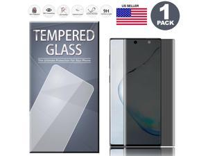 Galaxy Note 10/Plus Privacy Tempered Glass Screen Protector Bubble Free
