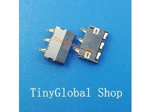5pcs/lot 3Pin New Inner Battery Clip Contact Connector replacement for ZTE Huawei Lenovo mobile phones