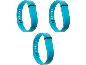 3-PACK For   Flex Small/Large Band Replacement Wrist Bands Wristband
