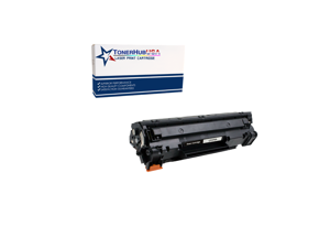 TONERHUBUSA Compatible Toner Cartridge Replacement for HP CF279A (1-Pack/Black)