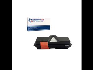 TONERHUBUSA Compatible Toner Cartridge Replacement for Kyocera TK1142 (1-Pack/Black)