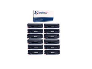 TONERHUBUSA 12 Pack Compatible 78A CE278A Black Laser Toner Cartridge for Laserjet Pro P1606dn P1566 P1560 M1536dnf P1600 Printer