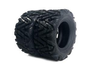 2 of 25X10-12 ATV 25/10 TIRES New 6 Ply Rated factory direct with warranty