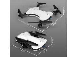 U29S-E/U29Plus Foldable Drone RC Quadcopter WiFi FPV Drone with 720P HD Camera