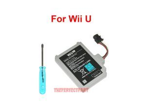 OEM Replacement Battery For   Wii U Gamepad Controller WUP-012 1500mAh