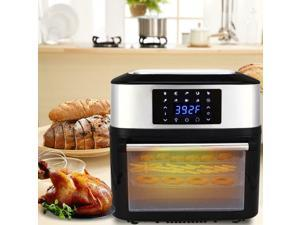 1800W 16L Multi-functional Air Fryer Oven All-in-One 16.9 Quart Grill Home