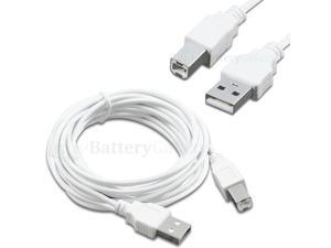 25X For  PSC All-in-One Printer USB 2.0 Premium Cable Cord 15FT NEW HOT!