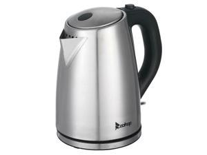 Stainless Steel 1.8L 1500W Electric Auto-off Tea Kettle Hot Water Boiler Coffee