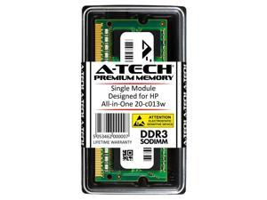 8GB DDR3 1600 MHz PC3-12800 Memory RAM for  All-in-One 20-c013w All-in-One