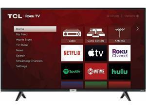 "43S435 43"" 4K Ultra HD HDR Roku Smart LED TV"