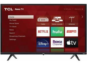 """32S335 32"""" HD LED Smart Roku TV"""