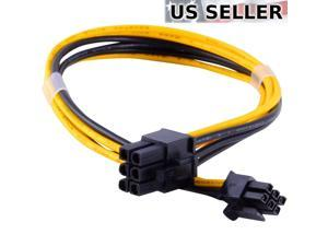 Mini 6-pin to 6-pin PCI-e PCIe Power Cable for  Mac Pro Video Card
