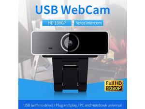 2MP webcam autofocus,webcam full hd 1080p,CMOS 60 °Wide angle webcam with microphone for Live Online Class/Skype MSN Live chat
