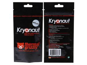 Thermal Grizzly Kryonaut 1g  CPU AMD Intel Processor Heatsink Fan Compound Cooling Thermal Paste Cooler Thermal Grease