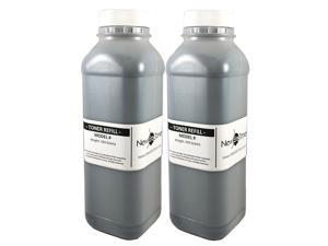 2 Toner Refill Compatible with Brother TN-460 TN-430 DCP-1200 DCP-1400 Fax-4100e
