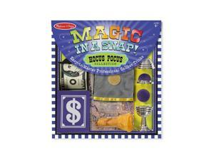 Melissa And Doug Magic In A Snap Hocus-Pocus Collection NEW Traditional Toys