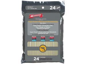 Arrow Fastener Co. BSS6-4 24 Count 4 in. Slow Set Glue Sticks