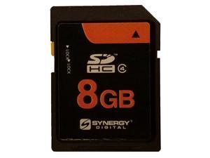 Secure Digital 8GB (SDHC) Memory Card Works for Nikon D3000 Digital Camera