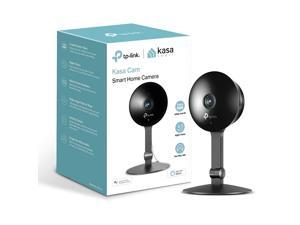 Kasa Indoor Camera by TP-Link, 1080p HD Smart Home Security Camera with Night Vision, 2-Way Audio, Motion Detection for Pet Baby Monitor, Works with Alexa & Google Home (KC120)