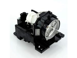 AWO SP-LAMP-038 / SP-LAMP-046 / DT00871 / DT00873 Premium Replacement Lamp with Housing for INFOCUS C500,IN5102,IN5106,C448,IN5104,IN5108,IN5110 for HITACHI CP-X615,CP-X705,CP-X807,CP-X809W,CP-SX635