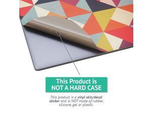 """MightySkins Skin Compatible with Lenovo Yoga 700 11.6"""" Screen Case wrap Cover Sticker Skins Blue Green Polygon"""