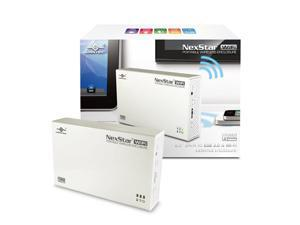 Vantec NexStar 2.5-Inch SATA USB3.0 Portable and Wireless Wi-Fi Enclosure (NST-260WS3-WH)
