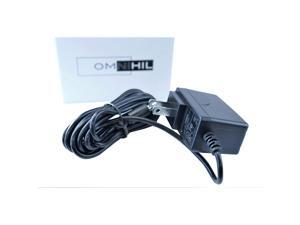 """[UL Listed] OMNIHIL 8 Feet Long AC/DC Adapter Compatible with Coby Kyros 7"""" Mid7014-4g Mid7033-4 Mid7035-4 Mid7042-4 Mid7127-4g Power Supply Cord Cable PS"""