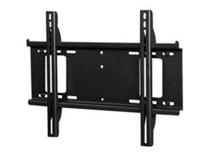PEERLESS SF640P Universal Flat Wall Mount for 23 Inch46 Inch Screens Black
