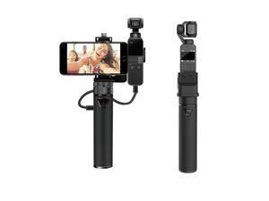 Smatree Portable Osmo Pocket PowerStick(Power Bank) Compatible for DJI Osmo Pocket,Handheld Smartphone Holder Mount Bracket for Osmo Pocket Camera