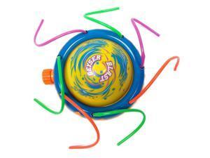 BANZAI Geyser Blast Sprinkler (Water-Powered Spinning Sprinkler)