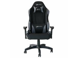 E-Win Calling Series Ergonomic Computer Gaming Office Chair with Pillows, Gray
