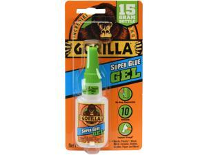 Gorilla Super Glue Gel -.53oz, 7600101