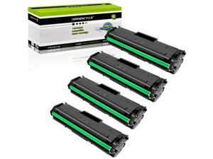 4PK MLT-D111S Toner Cartridge Compatible for Samsung Xpress M2020W & M2070FW