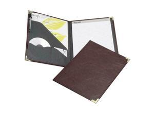 """Samsill SAM-70014 Classic Collection Pad Holder - Letter - 8.50"""" Width X 11"""""""