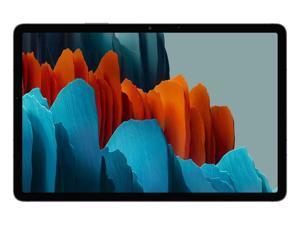 Samsung Galaxy Tab S7 11-in 128GB Tablet - Mystic Black SM-T870NZKAXAR (2020)