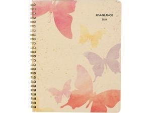 At-A-Glance Watercolors Monthly Planner (791800g)